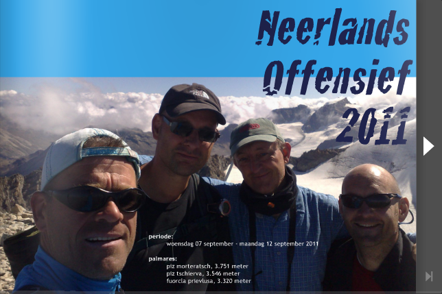 Neerlands Offensief 2011 fotobook